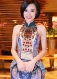 Cao Thùy Linh xuất hiện rạng rỡ sau án phạt 'thi chui'
