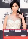 Seohyun (SNSD) bị 'rơi váy' trên thảm đỏ