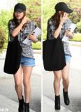 Song Hye Kyo trẻ trung như nữ sinh với style năng động