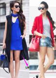 Bí quyết mặc đẹp của Fashion Icon gốc Việt cao 1m52