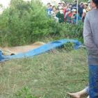 Bình Định: Phát hiện một phụ nữ chết lõa thể ở nghĩa địa