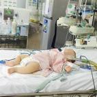 Bé 6 tháng tuổi bất tỉnh vì thuốc chữa biếng ăn