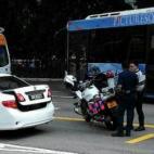 Cô gái Việt chết bất thường do rơi từ trên đường cao tốc tại Singapore