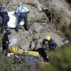 Máy bay A320 rơi: Không thi thể nào còn nguyên vẹn