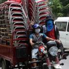 Hình ảnh độc đáo ở Việt Nam được lên báo Anh
