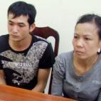 'Nữ quái' chở tình trẻ kém 22 tuổi đi cướp