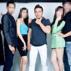 Bạn trai người mẫu bán dâm nghìn đô không hận vợ chưa cưới