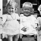Ngắm ảnh thời nhỏ xinh như thiên thần của các thành viên hoàng gia Anh