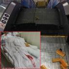 Nhân viên lau dọn mất chân trái trong tai nạn thang cuốn mới nhất