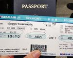 Tuyệt đối không đăng ảnh vé máy bay lên Facebook