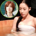 Eun Jung (T-ara) lộ ảnh ngâm mình trong bồn tắm