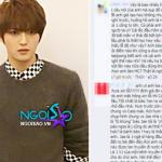 Fan tẩy chay một VJ Việt có hành động thiếu tế nhị với Jae Joong