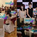 Độc quyền: Lộ ảnh T-ara, Infinite và TEEN TOP dùng bữa tối