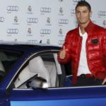 Dàn xe Audi của cầu thủ Real