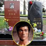 Thăm phần mộ của cha con Lý Tiểu Long