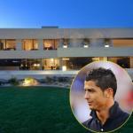 Bộ sưu tập biệt thự triệu đô của Cristiano Ronaldo