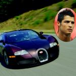 Cristiano Ronaldo đặt mua siêu xe Bugatti Veyron