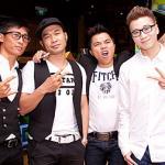 """""""Hoàng tử Rap Việt"""" nhắng nhít cùng MTV tại sự kiện"""