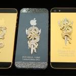 Những chiếc iPhone 5 mạ vàng đắt giá nhất thế giới