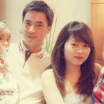Hạnh phúc như vợ chồng em trai Đăng Khôi