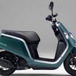 Hé lộ mẫu xe ga mới Honda Dunk 50cc
