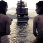 Những mỹ nhân có cảnh quay nóng bỏng nhất màn ảnh Việt 2013