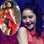 Ca sĩ Hàn hớ hênh lộ vòng 3 vì nhảy sung