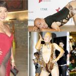 Những phong cách thời trang 'khó đỡ' của sao Thái Lan