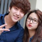 Cặp đôi hot Quỳnh Anh Shyn - Bê Trần tíu tít hẹn hò