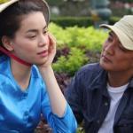 Ngắm hình ảnh sao Việt giản dị với áo bà ba
