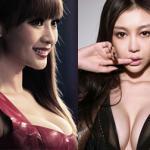 10 mỹ nhân 'siêu vòng 1' của showbiz Hoa ngữ