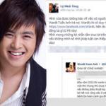 Bức xúc trước hành động giả mạo Facebook Wanbi Tuấn Anh để lừa tiền