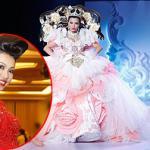 Hoa hậu nhà 300 tỷ tái xuất rạng ngời trên sàn diễn
