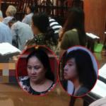 Mẹ, em gái lên chùa tụng kinh 49 ngày mất Wanbi Tuấn Anh