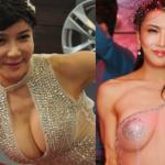 'Dâm phụ' Phan Kim Liên tái xuất với gương mặt già đanh cứng đơ
