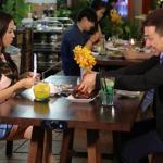 Bắt gặp Trấn Thành 'hẹn hò' hoa hậu đi ăn tối lãng mạn