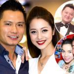 Những cặp 'chân dài - đại gia' showbiz Việt đi đến bến bờ hạnh phúc