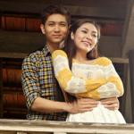 Tim ôm ấp Hoa hậu Đặng Thu Thảo lãng mạn ở Đà Lạt
