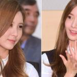 Vẻ mặt đáng yêu ngọt ngào của Yoona và Seohyun trong sự kiện