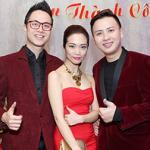 Nhật Tinh Anh lần đầu ra mắt bạn gái trong tiệc sinh nhật Văn Thành Công