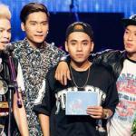 Bị tố 'đạo' nhạc, FB Boiz bị thu hồi giải thưởng 'Bài hát Việt'
