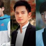 Giải mã sức hút 3 mỹ nam 'hot' nhất màn ảnh Hoa ngữ 2014