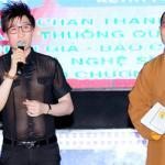 Nghệ sĩ Lâm Đăng Huy với 'Trái tim nghĩa tình'