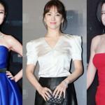 Song Hye Kyo bỗng 'quê kiểng' bên các mỹ nhân Hoa ngữ