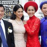 Hành trình thành người đàn bà tỷ đô của mẹ chồng Hà Tăng