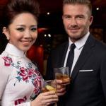 Tóc Tiên 'tuyệt xinh' trong clip về Việt Nam của David Beckham