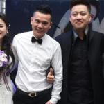 Tuấn Hưng cùng vợ sắp cưới dự hôn lễ của Anh Tú Quả Dưa Hấu cưới vợ 3