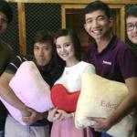 """Quỹ từ thiện Edena & 100 ca nghệ sĩ đồng hành cùng Clip """"Yêu Thương Bốn Mùa'"""