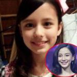 'Bản sao' 13 tuổi đẹp hơn Angela Baby gây sốt cộng đồng mạng