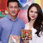 Hương Giang Idol 'trốn' tập, cùng bạn trai đến mừng Don Nguyễn